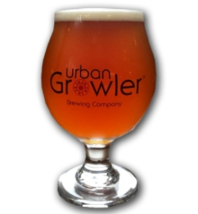 Urban Growler's Sticky Rice.