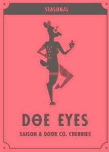 Doe Eyes Label