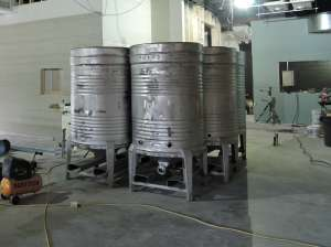 Forager Fermenting Tanks