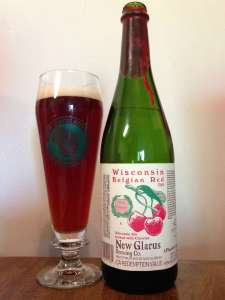 New Glarus Belgian Red