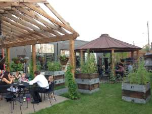 Forager Patio