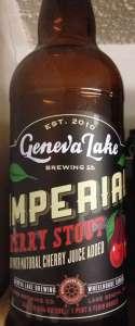 Geneva Lake Imperial Cherry Stout