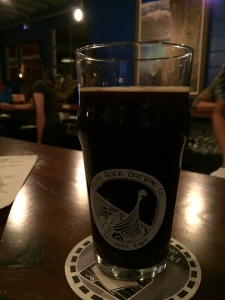 Pulpit Rock Brewing Co. Porter