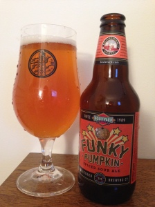 Boulevard Brewing Co. Funky Pumpkin