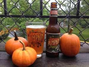Lakefront Pumpkin Lager