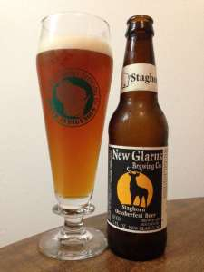 New Glarus Brewing Staghorn