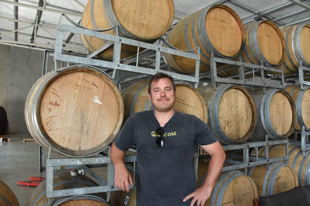 8 Wired owner and head brewer Søren Eriksen.